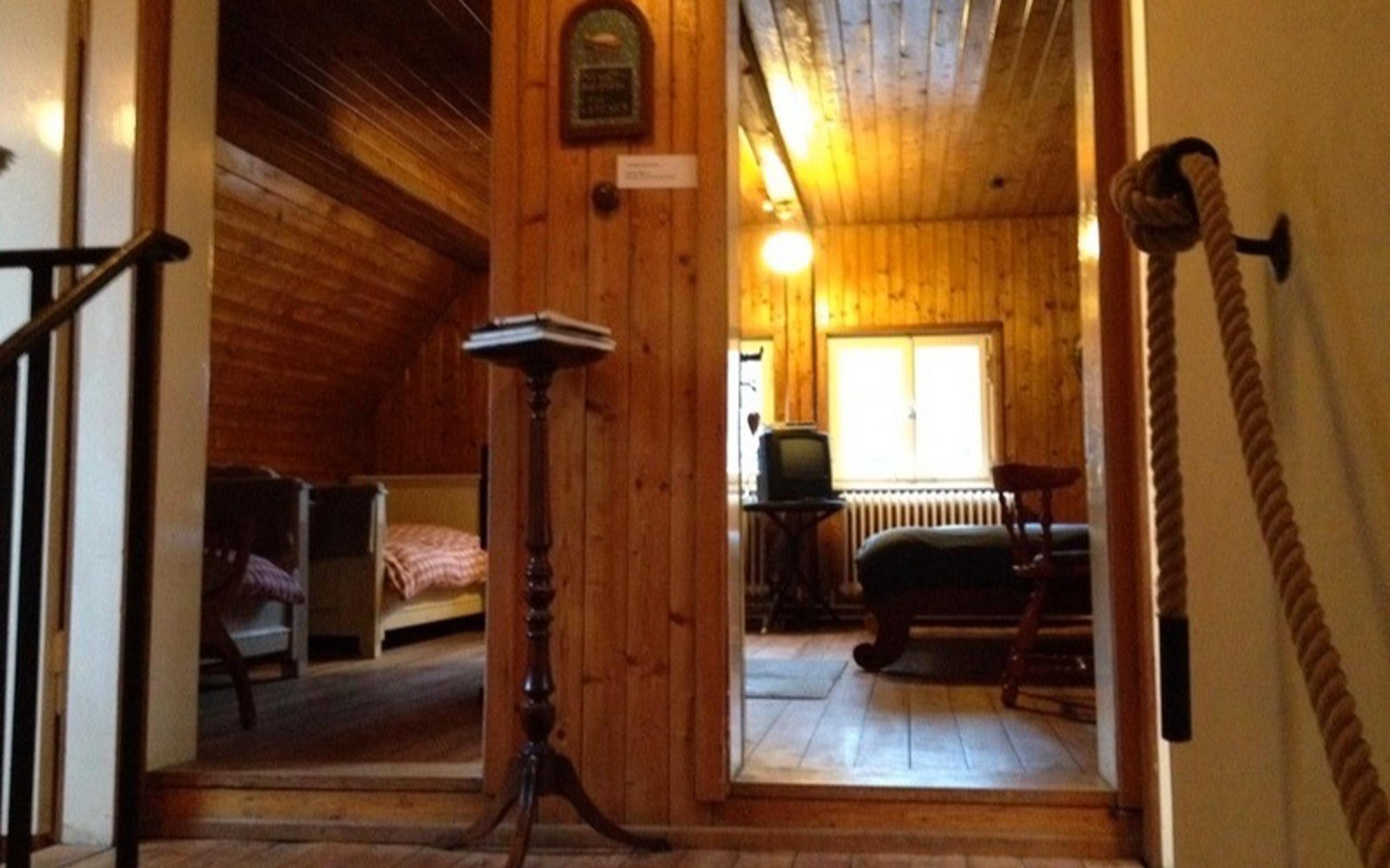 Gästezimmer in einer ehemaligen Mühle: Mit Internet, Terrasse ...