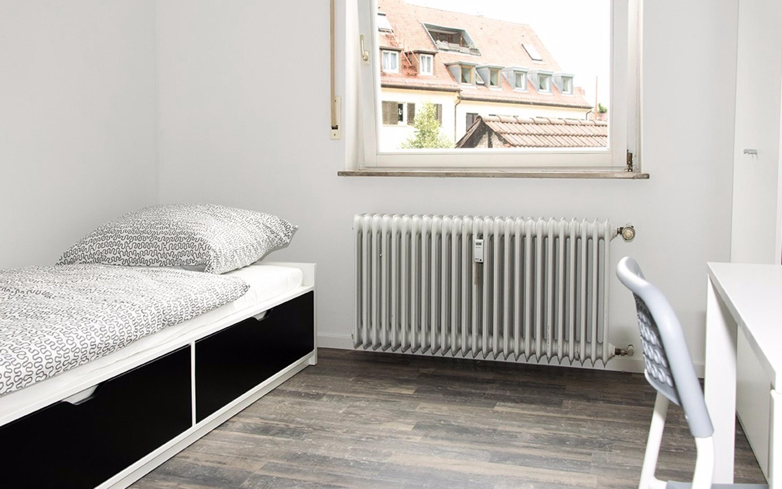 Gästezimmer mit TV, Internet, eigene Küche, Etagendusche/WC ...