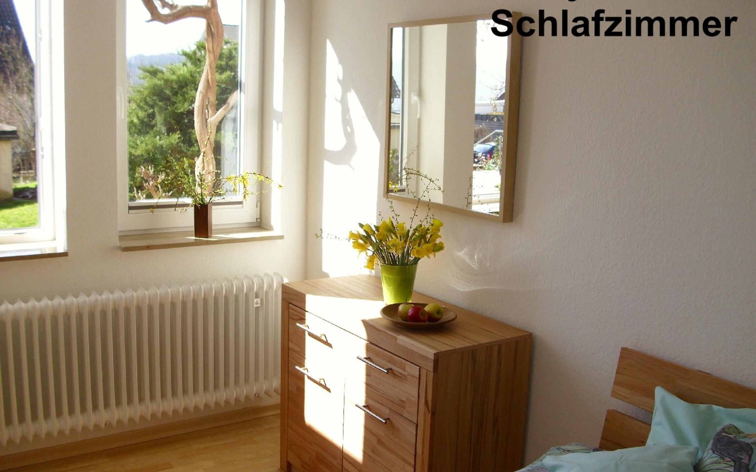 2-Zimmerferienwohnung mit Küche, Dusche/WC, TV, Sonnenterrasse ...
